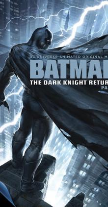 Batman The Dark Knight Returns (2013)