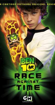 Ben 10 Race Against Time (2007)