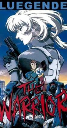 Blue Gender The Warrior (2002)