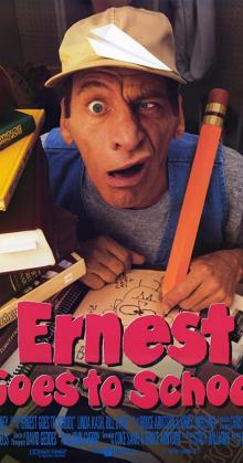 Ernest Goes to School (1994)