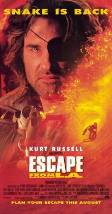 Escape from L A (1996)