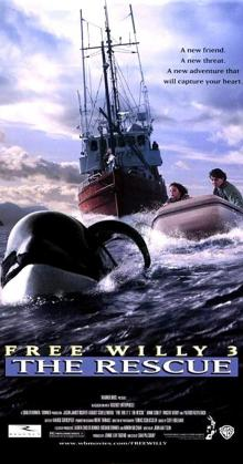 Free Willy 3 The Rescue (1997)