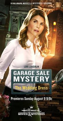 Garage Sale Mystery The Wedding Dress (2015)