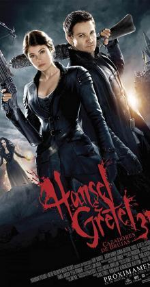 Hansel Gretel Witch Hunters (2013)