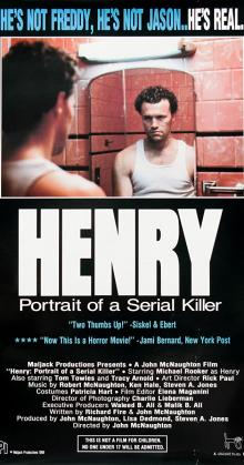 Henry Portrait of a Serial Killer (1986)