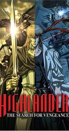 Highlander Vengeance (2007)