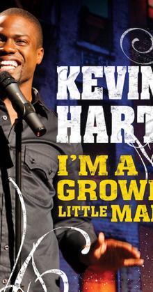Kevin Hart I m a Grown Little Man (2009)