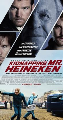 Kidnapping Mr Heineken (2015)