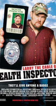 Larry the Cable Guy Health Inspector (2006)