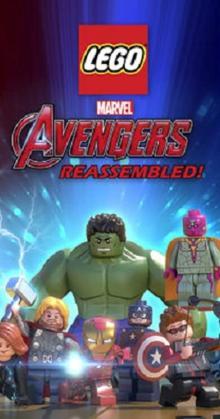 Lego Marvel Super Heroes Avengers Reassembled (2015)