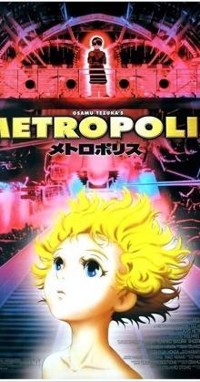 Metropolis (2001)
