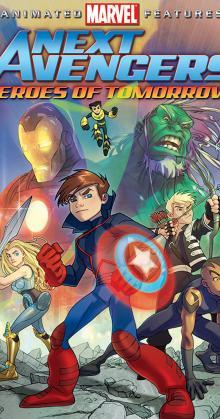 Next Avengers Heroes of Tomorrow (2008)