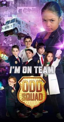 Odd Squad The Movie (2016)