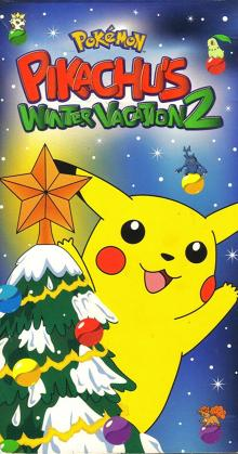 Pokemon Pikachu s Winter Vacation (1999)