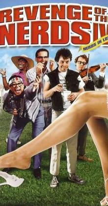 Revenge Of The Nerds IV Nerds in Love (1994)