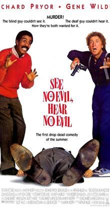 See No Evil Hear No Evil (1989)