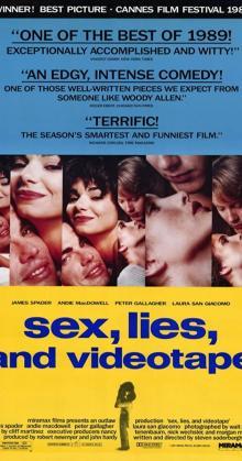 Sex Lies and Videotape (1989)