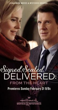 Signed Sealed Delivered From the Heart (2016)