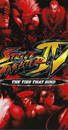 Street Fighter IV Aratanaru Kizuna (2009)