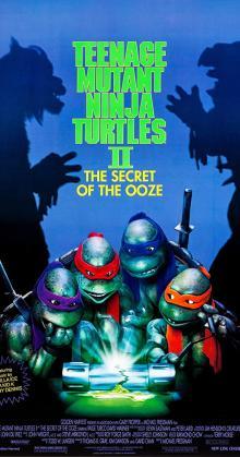 Teenage Mutant Ninja Turtles II The Secret of the Ooze (1991)