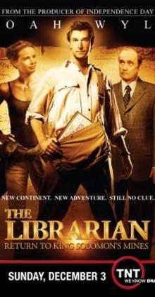 The Librarian Return to King Solomon s Mines (2006)