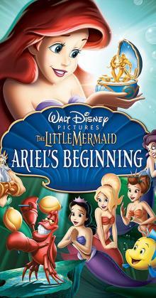 The Little Mermaid Ariel s Beginning (2008)