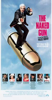 The Naked Gun From the Files of Police Squad (1988)