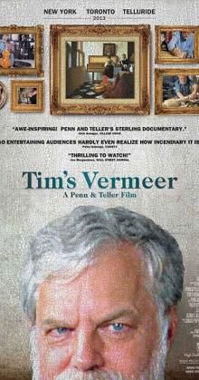 Tim s Vermeer (2013)