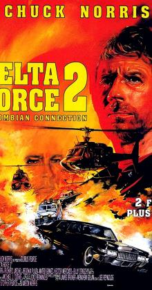 Delta Force 2 The Colombian Connection (1990)