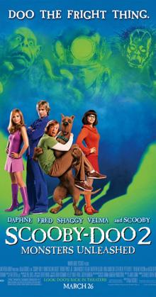 Scooby Doo 2 Monsters Unleashed (2004)
