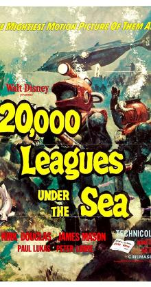 20 000 Leagues Under the Sea (1954)