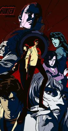 City Hunter Death of Evil Ryo Saeba (1999)