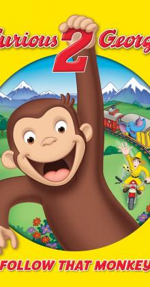 Curious George 2 Follow That Monkey (2009)