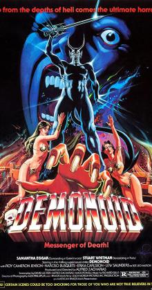 Demonoid Messenger of Death (1981)