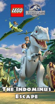 LEGO Jurassic World The Indominus Escape (2016)
