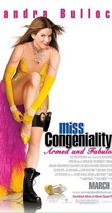 Miss Congeniality 2 Armed And Fabulous (2005)
