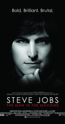 Steve Jobs The Man in the Machine (2015)
