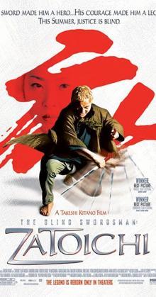 The Blind Swordsman Zatoichi (2003)