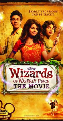 Wizards of Waverly Place The Movie (2009)