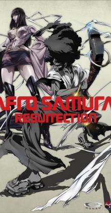 Afro Samurai Resurrection (2016)