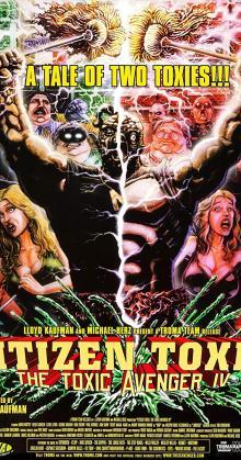 Citizen Toxie The Toxic Avenger 4 (2000)