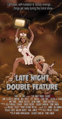 Late Night Double Feature (2016)