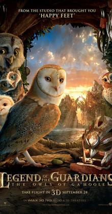 Legends of the Guardians The Owls of Ga Hoole (2010)