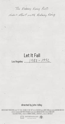 Let It Fall Los Angeles   (2017)