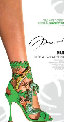 Manolo The Boy Who Made Shoes for Lizards (2017)