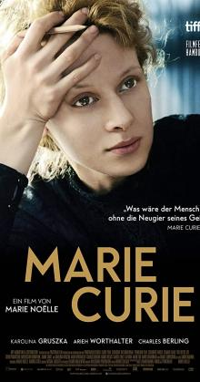 Marie Curie The Courage of Knowledge (2016)