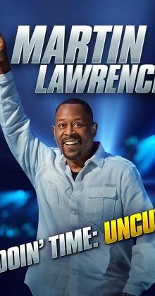 Martin Lawrence Doin Time (2016)