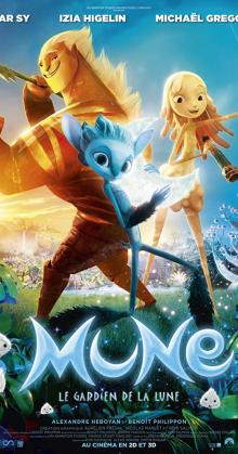 Mune The Guardian of the Moon (2014)