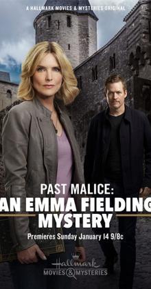 Past Malice An Emma Fielding Mystery (2018)