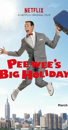 Pee wees Big Holiday (2016)